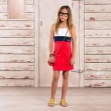 Vestido de verão para o adolescente