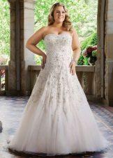 Vestit de núvia per a tot, amb comptes