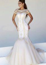 Aften kjole fra Sherri Hill havfrue