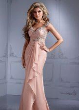 Aftenklæde fra Terani Couture