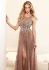 Aftenkjole fra mærket Terani Couture