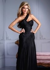 Terani Couture One Shoulder Gown