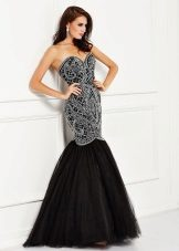 Angela & Alison Mermaid Evening Dress