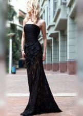 Black dress evening beautiful