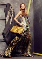 Pakaian malam harimau Roberto Cavalli