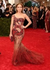 Iltapuku merenneito Jennifer Lopez