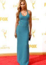 Laverne Cox Emmy 2015 - Emmy Dress 2015