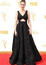 Amanda Peet - Emmy Dress 2015