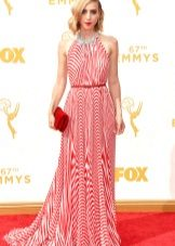 Zoe Kazan - Emmy Dress 2015