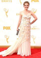 Anna Chlumsky - Emmy Dress 2015