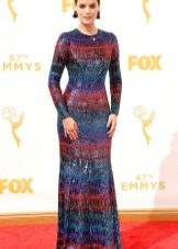Jaimie Alexander - Emmy Dress 2015