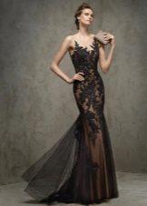 Vestido de noite sereia 2016 da Pronovias