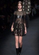 Vestido de noite de Valentino curta 2016