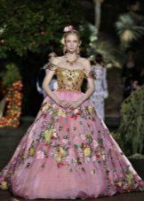 Vestido de noite da Dolce & Gabbana