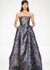 Brocade ruha