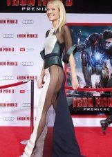 Avond openhartige jurk Cameron Diaz