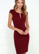 Falun red dress