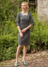 Medium grey dress - casual