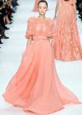 Peach-mekko, jossa lyhyet hihat