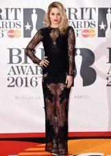 BRIT Awards 2016: Kimberly Wyatt