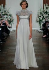 Empire ruha esküvő