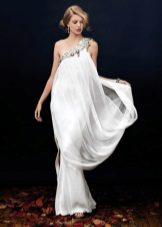 Grekisk brudklänning