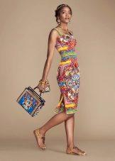 Nyári ruha színe