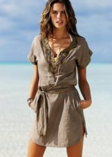Summer dress-tunika