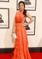 Grammy - 2016 Narancssárga ruha