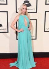 Grammy - 2016 ruha mély nyakkivágással