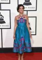 Grammy - 2016 ruha nyomtatással