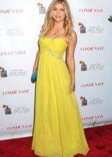 Egnet kjole til kvinder farve type Efterår - Fergie