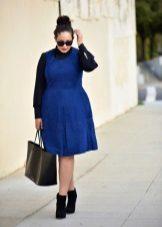 Vestit de camussa obesa