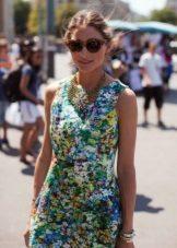 Sieraden A-lijn jurk