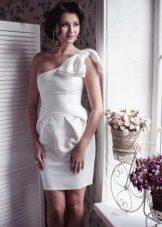 Fehér tulipán ruha