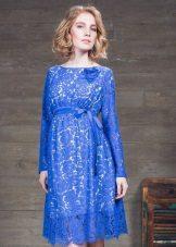 Празнична рокля за бременни жени