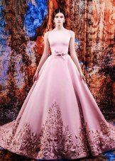 Aušros šviesos suknelė