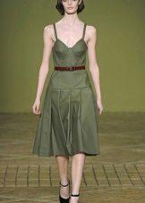 Pelkės suknelė