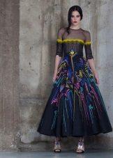 A-Line modelio suknelė