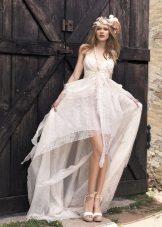 Светло бохо-рокля