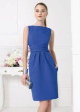 Лятна рокля в стила на Шанел