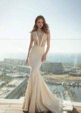 Лятна сватбена рокля