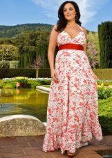 Лятна рокля за пълно слънце
