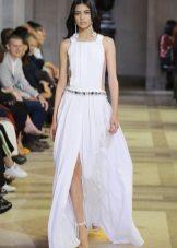 Sommar lång klänning från Carolina Herera