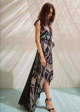 Лятна рокля висока