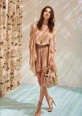 Outerwear para vestido de verão