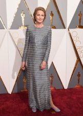 Charlotte Rampling az Armani Prive-nél az Oscars 2016-ban