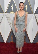 Daisy Ridley a Chanelben az Oscars 2016-on