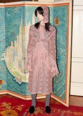 Trikotažo suknelė