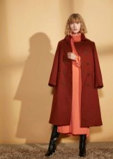 Coat for winter dress